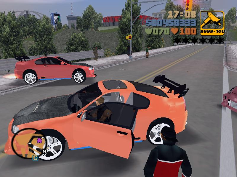 gta 3 cars. YORK CITY MOD PARA GTA3