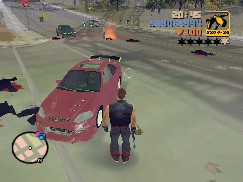 descargar mods para gta 3 pc