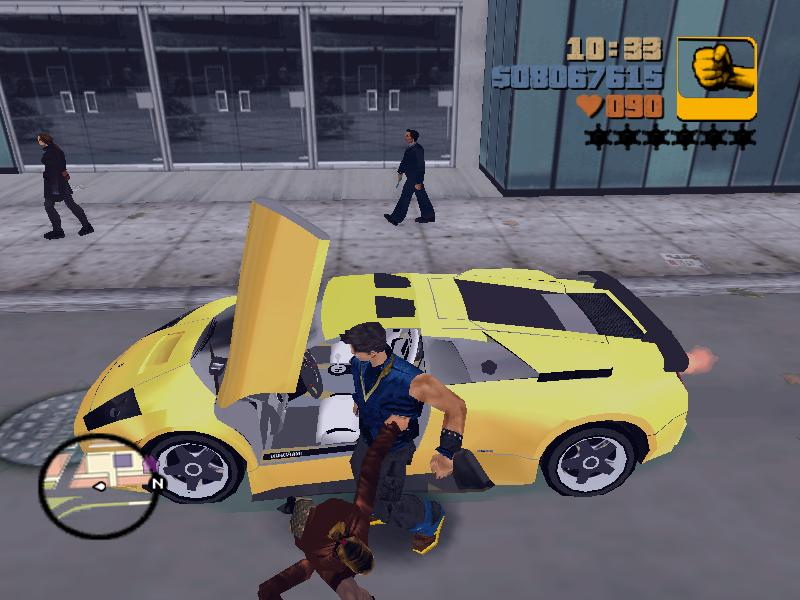 grand theft auto 3 new york city