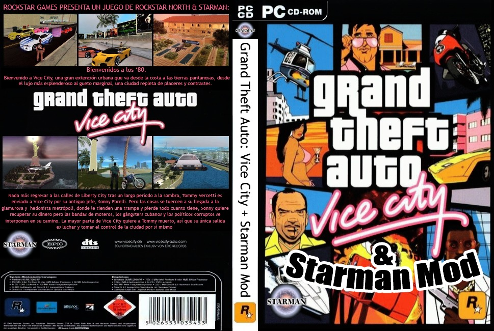 GTA Vice City |[Full | Iso]| [Megaupload]
